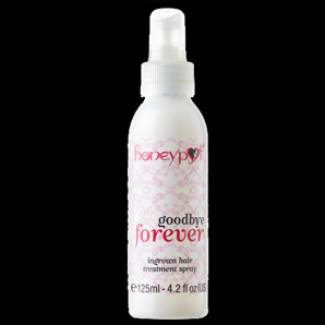 """Goodbye Forever"" calming treatment spray"